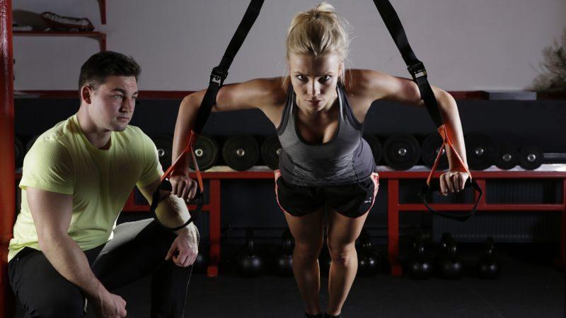 Trening siłowy, czyli jak rozbudować masę mięśniową